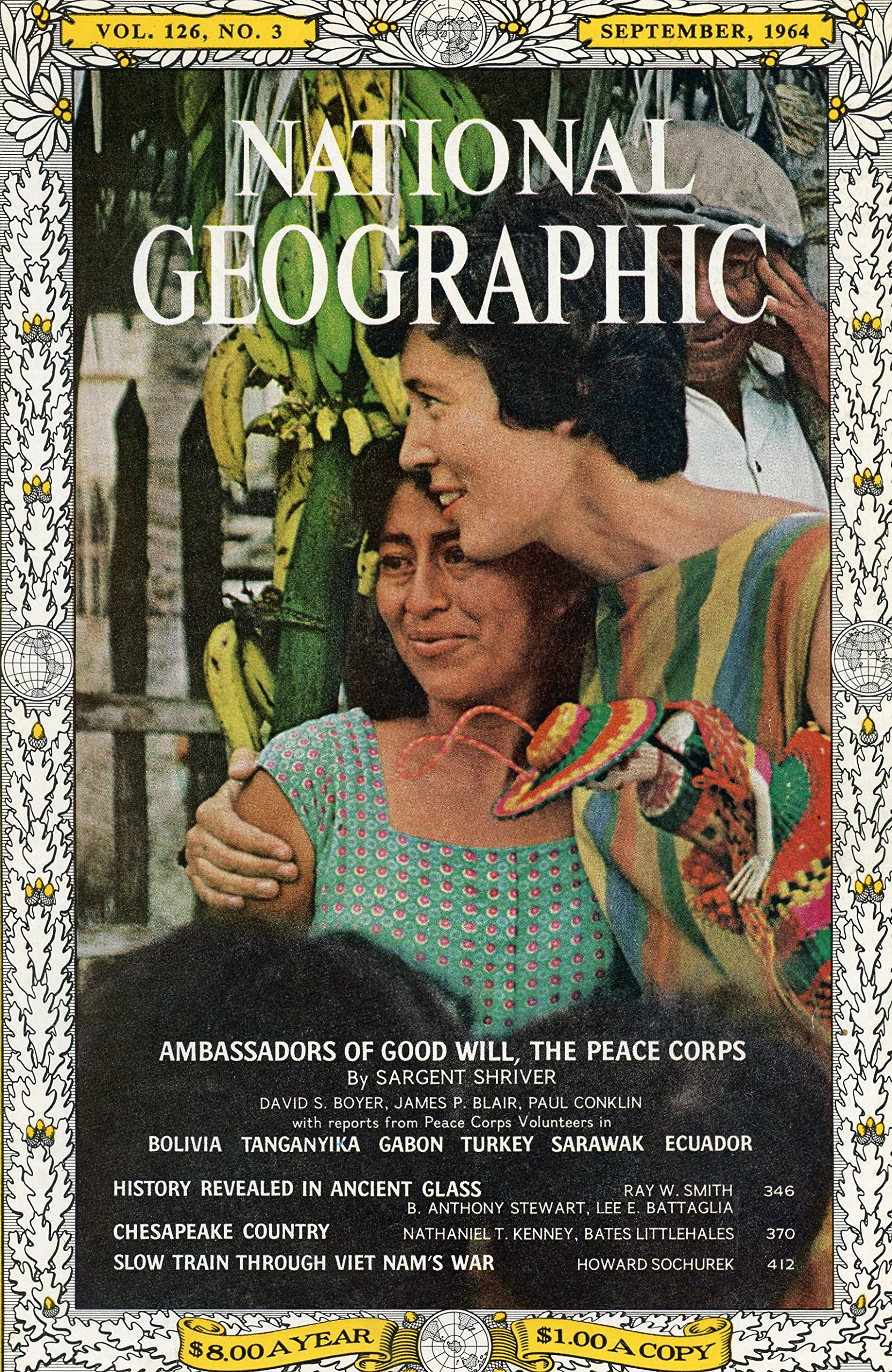 Peace Corps in Sarawak By EDWIN C. PRICE, JR.